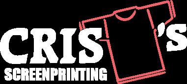Cris-Tee's Logo in white
